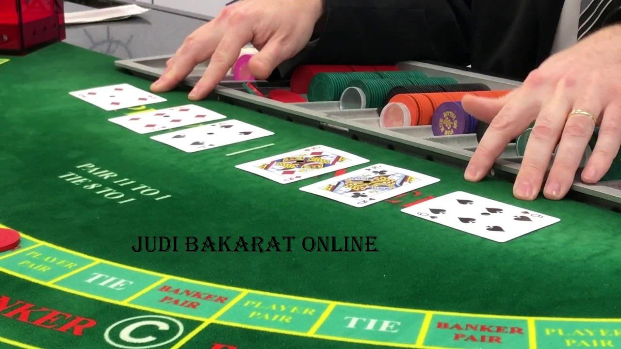 Taruhan Baccarat Online Indonesia